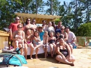 Our family june 2013