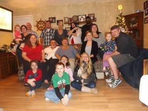 Powell Family December 2013