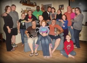 Powell Family Dec 2014