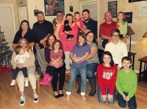 Powell Family December 2016